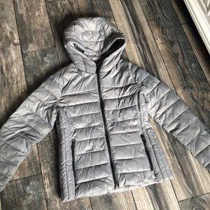 Hollister Thermore lightweight puffer jacket!